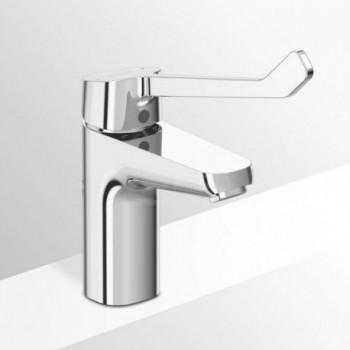 Base miscelatore monocomando lavabo con leva lunga IDSB5114AA