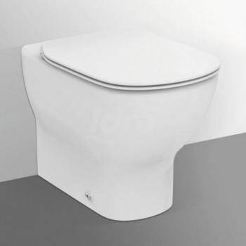 TESI wc BTW universale + Aquablade + sedile slim a chiusura rallentata bianco europa IDST353601