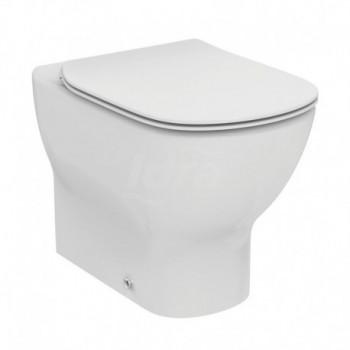 TESI wc BTW universale +Aquablade + sedile slim bianco europa IDST353701