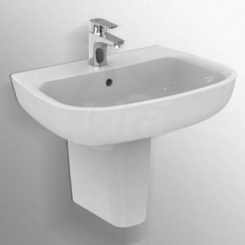 ESEDRA lavabo 65X47 bianco europa 1F TP SCT T279701