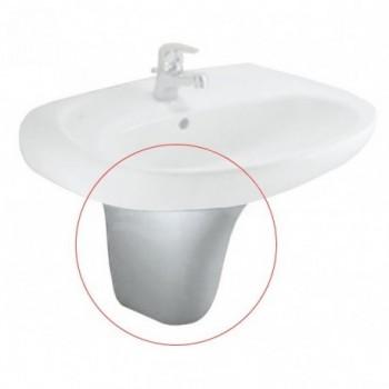 GARDA semicolonna bianco J041600 - Accessori