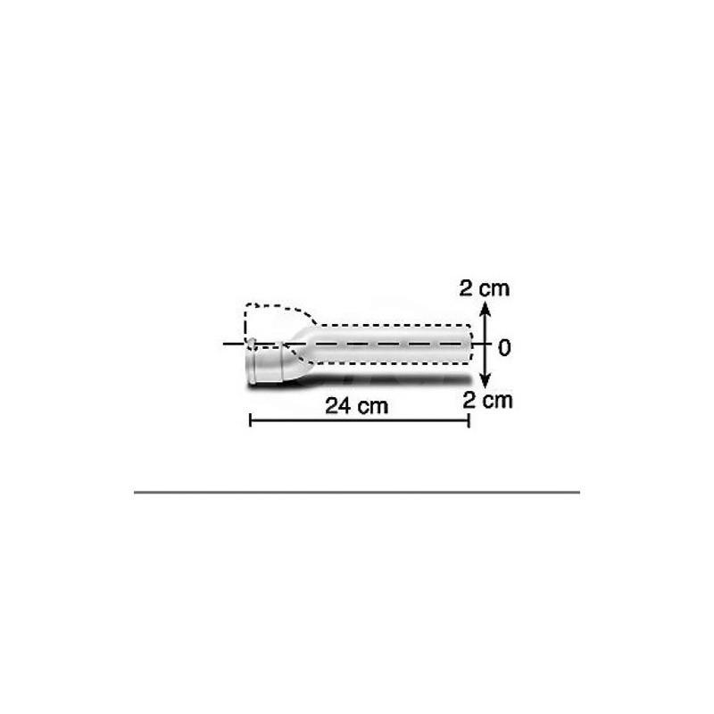 Canotti Eccentrici bianchi PUCC1450 - Accessori in ottone