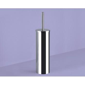 Porta scopino WC da appoggio Felce cromato lucido 0000FE331300100
