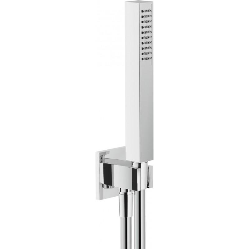 DUPLEX COMPL. con presa acqua+ROS. 65x65 cr NOBAD146/30CR