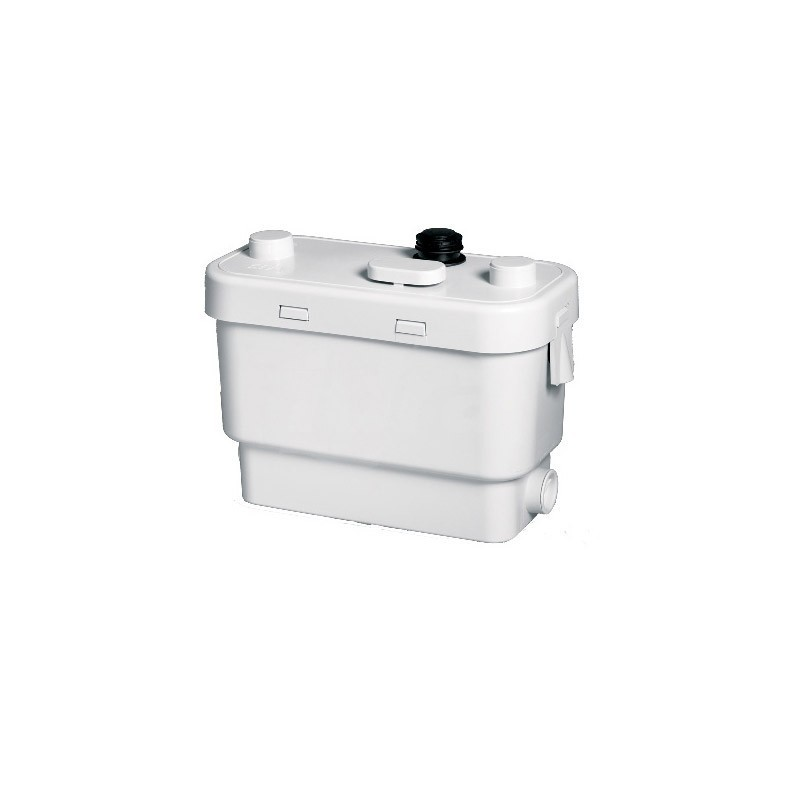 SANIVITE SILENCE PLUS + (scarico acque chiare lavatrice e lavastoviglie SVES+