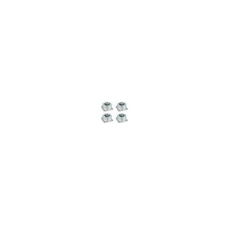 Antivibranti Di Base Gomma per Pbm-I/Pbm 15 LNP71004010 - Accessori