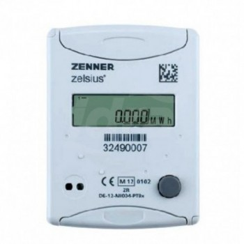 "Zelsius C5 contatore 1,5m³ 3/4"" visivo caldo VMZC5U1501"