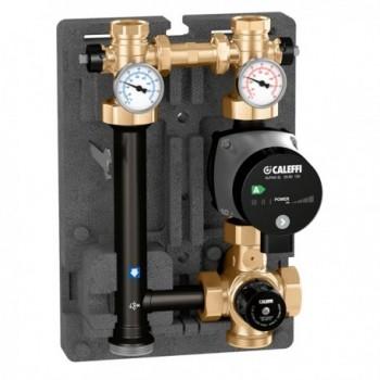 """166 Gruppo di regolazione termostatica ø1""""F pompa ALPHA2L25-60 CAL166600A2L"""