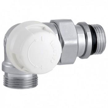 226 valvola termostatica doppia squadra cromata ø1/2SX per rame CAL226422