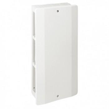 360 portello d'ispezione 500x250x90 plastica bianco CAL360050