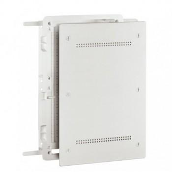 362 Cassetta d'ispezione 360x270 IN plastica bianco CAL362036