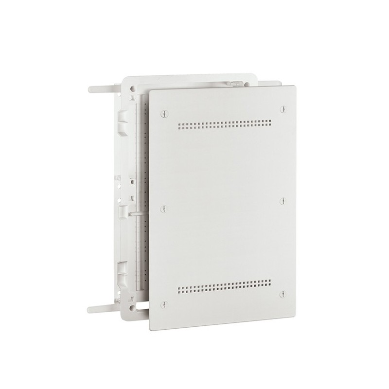 362 Cassetta d'ispezione 360x270 IN plastica bianco 362036 - Collettori di distribuzione