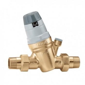 """5350 riduttore di pressione ø1/2"""" con attacco monometro CAL535040"""