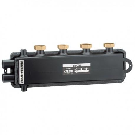 "559 SEPCOLL separatore idraulico-collettore ø1""F DER. 2 ø1.1/2"" 559320"