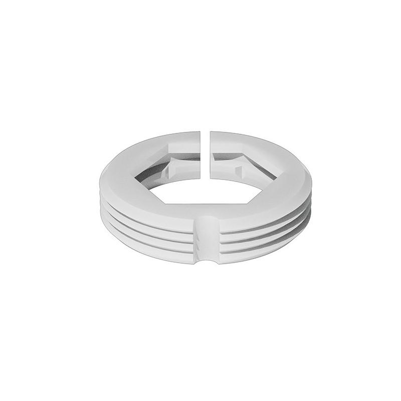 F36077 Adattatore da utilizzare per l'accoppiamento dei comandi termostatici ed elettrotermici F36077 - Accessori