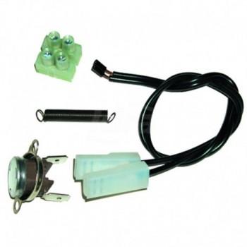 Termostato per ventilconvettore cablato (sonda minima temperatura universale) 00000R03085