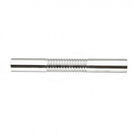 Tubo Flessibile In ottone Cromato Diam.32 mm. 0250 LUX35033225
