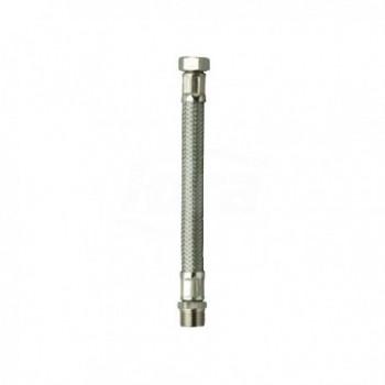 (12X18) Flex Inox Exp M 1/2 - F 1/2 Bi mm. 0300 LUXMGAASS0300LAL