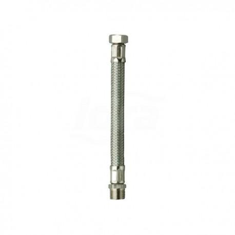 (12X18) Flex Inox Exp M 1/2 - F 1/2 Bi mm. 0250 MGAASS0250LAL - Minuterie
