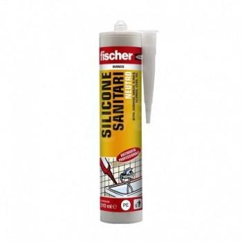 SNS 310-BI Sigillante siliconico neutro a base alcolica per l'impiego in ambienti sanitari 310ml FIS00009383