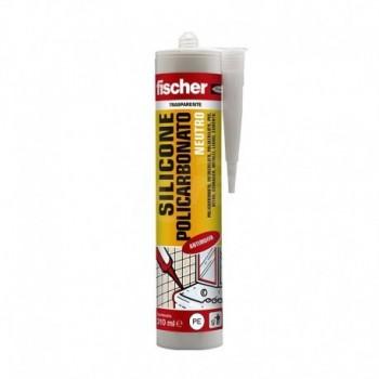 SNP 310-TR Sigillante siliconico neutro a base alcolica per policarbonato e altri materiali plastici 310ml FIS00009384