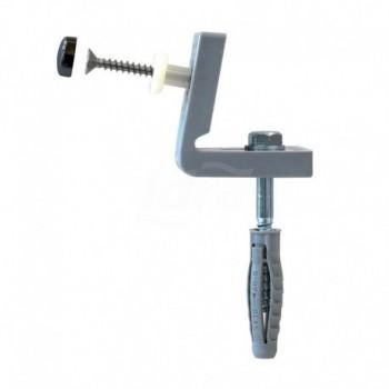 WB 5N Fissaggio nascosto per water e bidet a pavimento con fori laterali 00501015 - Collari/Staffe/Mensole