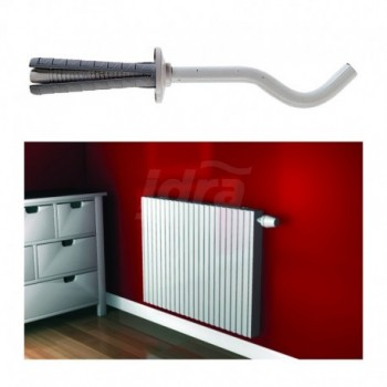 TF7/75 B Mensole per radiatori in ghisa 00501087 - Collari/Staffe/Mensole