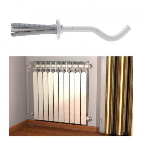TF 8/70 B Mensole per radiatore tubolare alluminio 00501096 - Collari/Staffe/Mensole