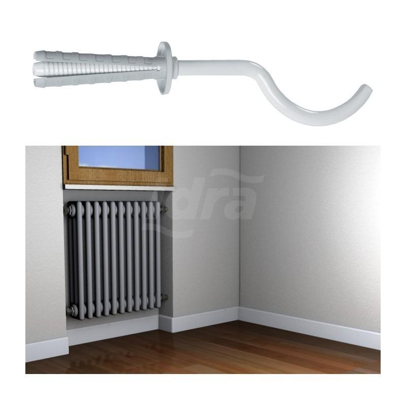 TF 8/85T Mensole per radiatori tubolari 00501107 - Collari/Staffe/Mensole
