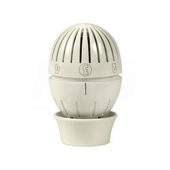 R470 Testa termostatica a bassa inerzia termica, con sensore a liquido, sistema di aggancio rapido CLIP CLAP R470X001