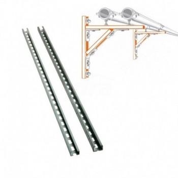 Pf5 Grip Barra 29X20X1 - 2M 160008 - Collari/Staffe/Mensole