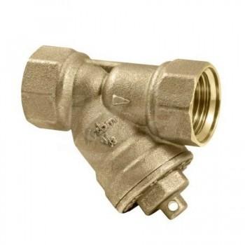 """Filtro depuratore ad Y con cartuccia filtrante estraibile. Idoneo per acqua 800µ ø3/4"""" 08580512"""