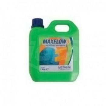 MAXFLOW3 Defangante neutro per circuiti di riscaldamento. Conf. 1 Kg CRMF3 - Trattamento acqua