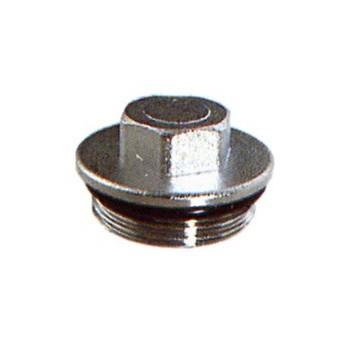 """4150 TAPPO CR X COLL. ø1""""M C/O-RING 4150 1 - Collettori di distribuzione"""