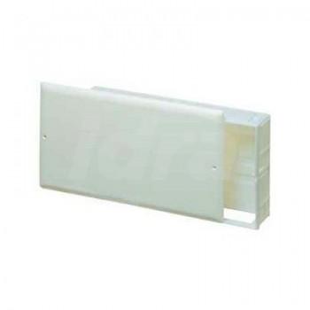 """7425 Cassetta di ispezione in plastica """"TUTTO"""" 400x250x80 RFR7425"""