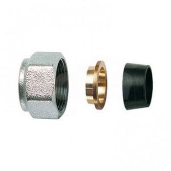 8429 Kit di tenuta in gomma a compressione per tubo rame ø16 RFR8429 16