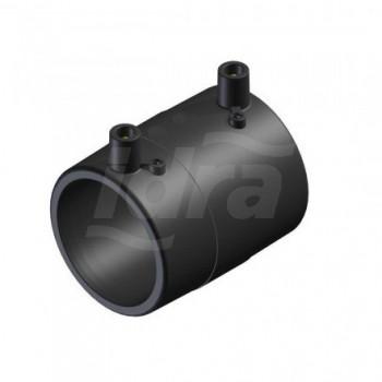 Manicotto elettrosaldato PE100 SDR11 ø90 PN16 12EME090 - A saldare per tubi PED/PEHD