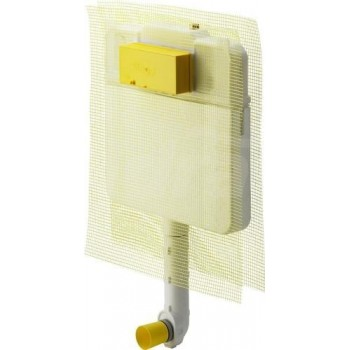 8308.1 Mono Slim cassetta da incasso wc 9lt VGA648787
