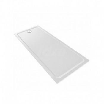 MELUA piatto doccia rettangolare 120X70 bianco POG550.507.00.1
