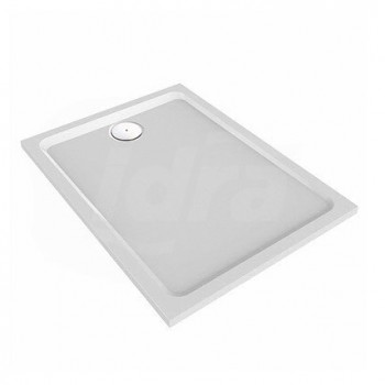 MELUA piatto doccia rettangolare 120X90 bianco POG550.509.00.1