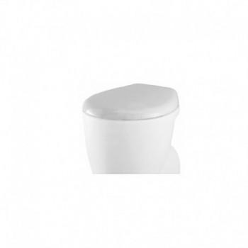 SMALL+ sedile avvolgente wc termoindurente bianco europa IDST638401 - Sedili per WC
