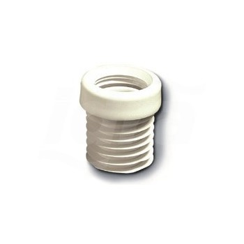 Prolunga WC plastica bianca ø90/110 TIR222200PB90