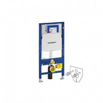Duofix Sigma 12cm per WC sospeso altezza GEB111.300.00.5