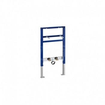 DUOFIX fissaggio per lavabo monoforo H.112cm GEB111.432.00.1