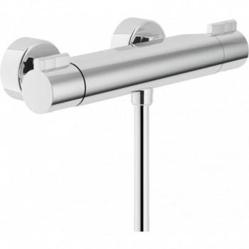 ABC Miscelatore rubinetto termostatico esterno doccia cr AB87030CR