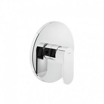 UP Miscelatore rubinetto monocomando incasso doccia CR UP94108CR - Gruppi per docce