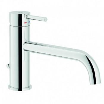 """Miscelatore rubinetto monocomando per lavabo, scarico 1""""1/4 LV00118/5CR"""