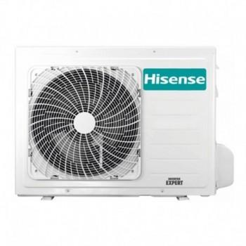 Climatizzatore condizionatore unita' esterna in raffrescamento e riscaldamento New Comfort mono 6,1 SEER/4 SCOP R32 HISDJ25VE0AW
