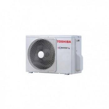 Climatizzatore condizionatore Toshiba U2 R32 unità esterna trialsplit 5 kW TSHRAS-3M18U2AVG-E