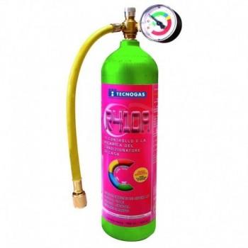 Bombola gas R410A primo intervento con manometro (vendibile solo se in possesso di patentino F-GAS) 00000011280